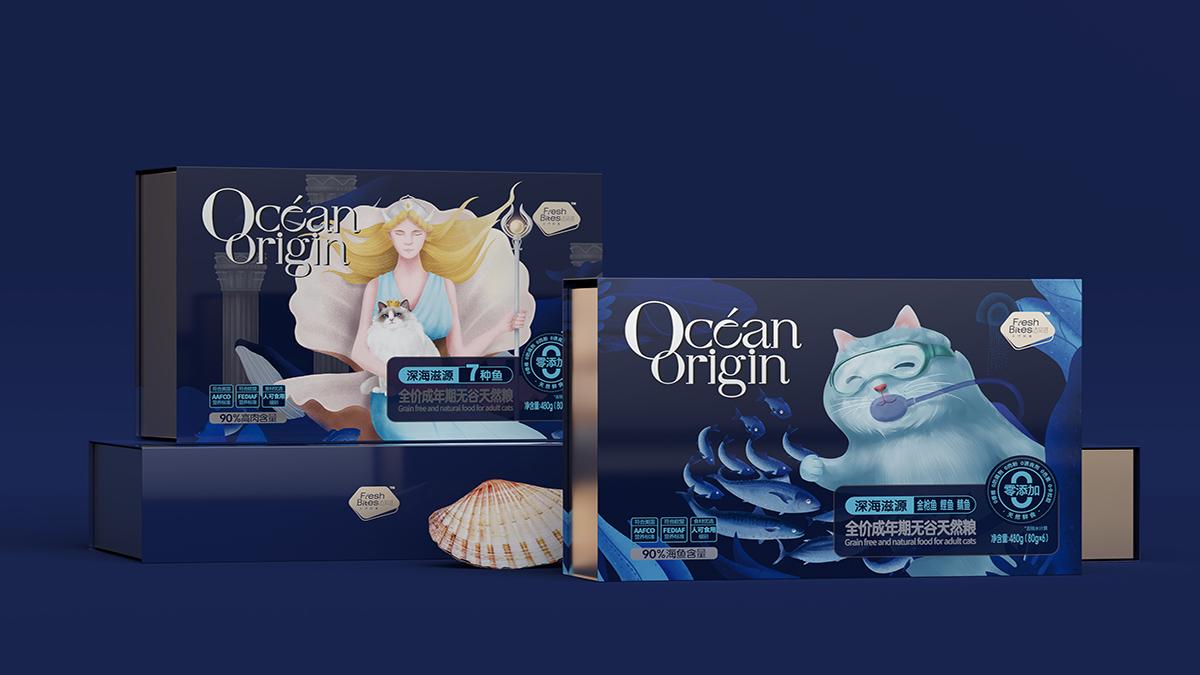 Océan Origin无谷天然猫粮