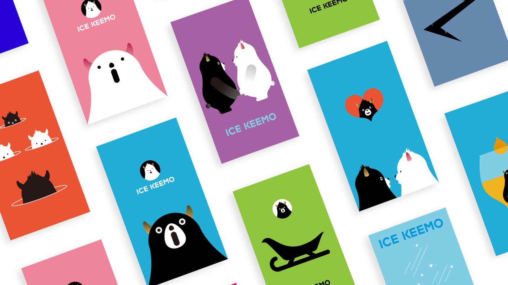 企业IP卡通形象品牌logo设计 × 枫桥设计