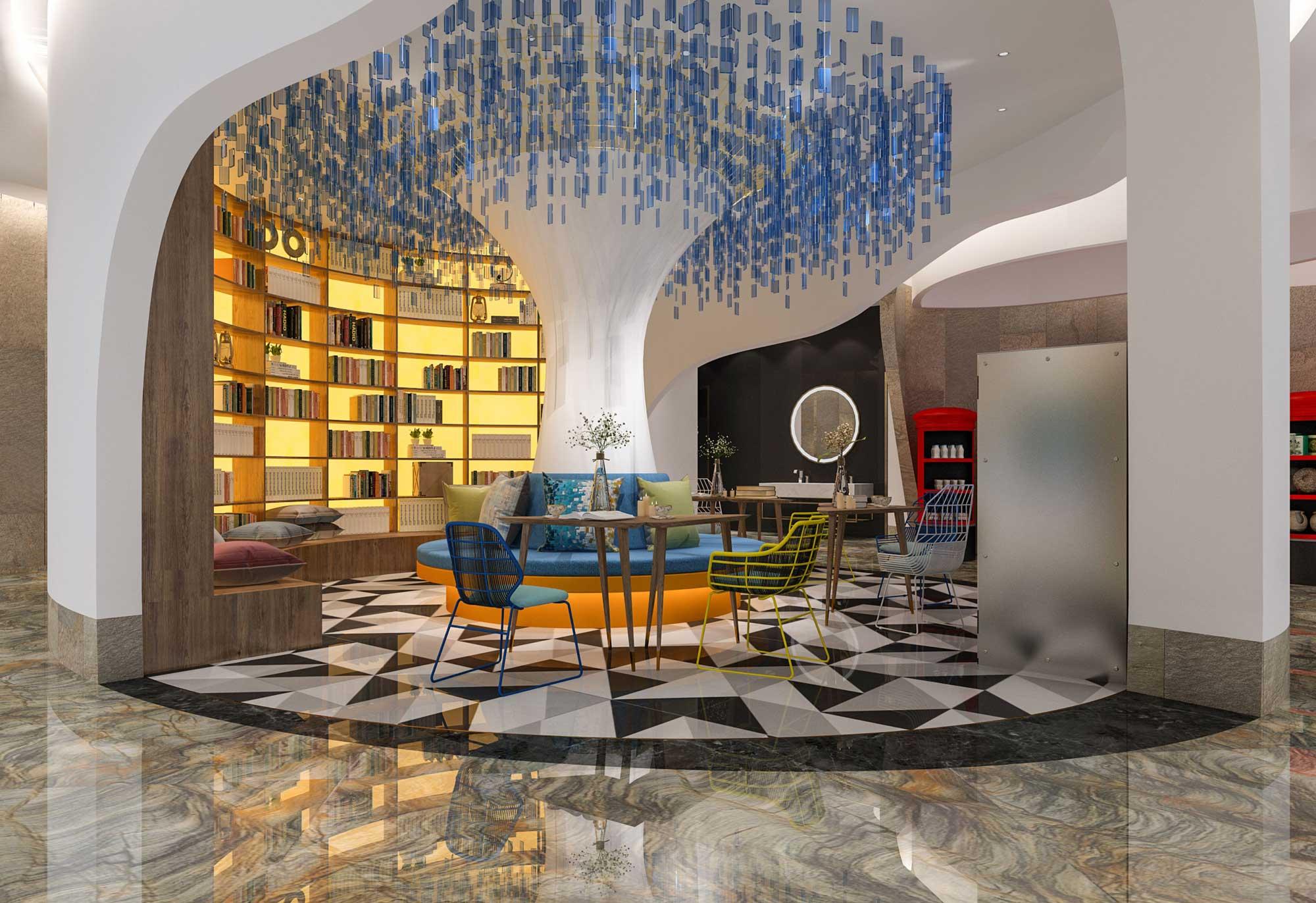 蝶恋花 · 私悦酒店空间设计丨长空创作