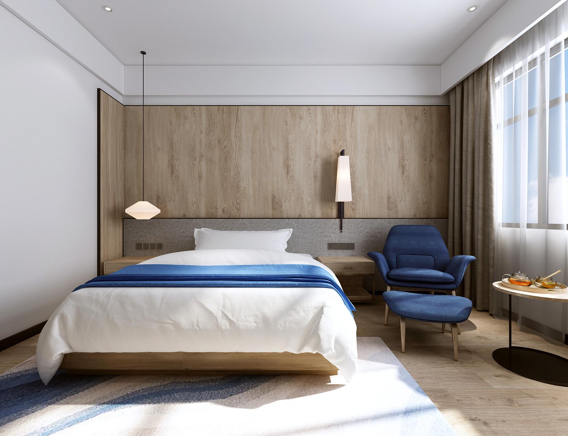 求索 · 成都云蔓私悦城市酒店设计丨长空创作