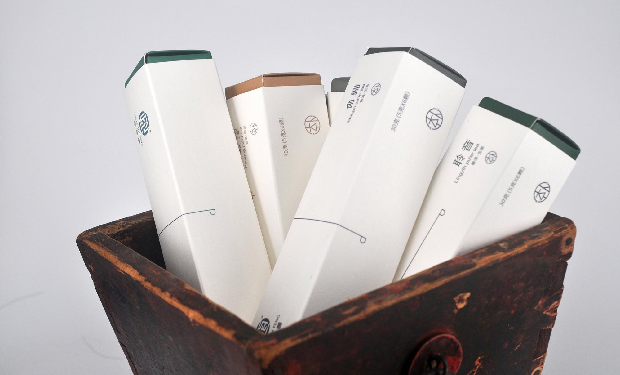 茶叶包装—意形社
