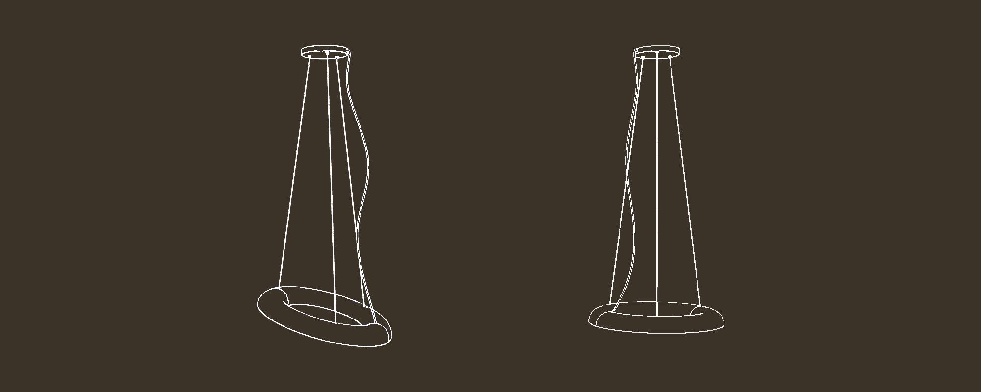 MESURA Pendant lamps