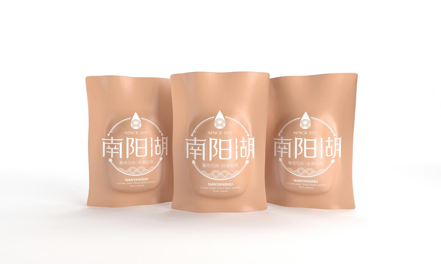 南阳湖湖产品—徐桂亮品牌设计