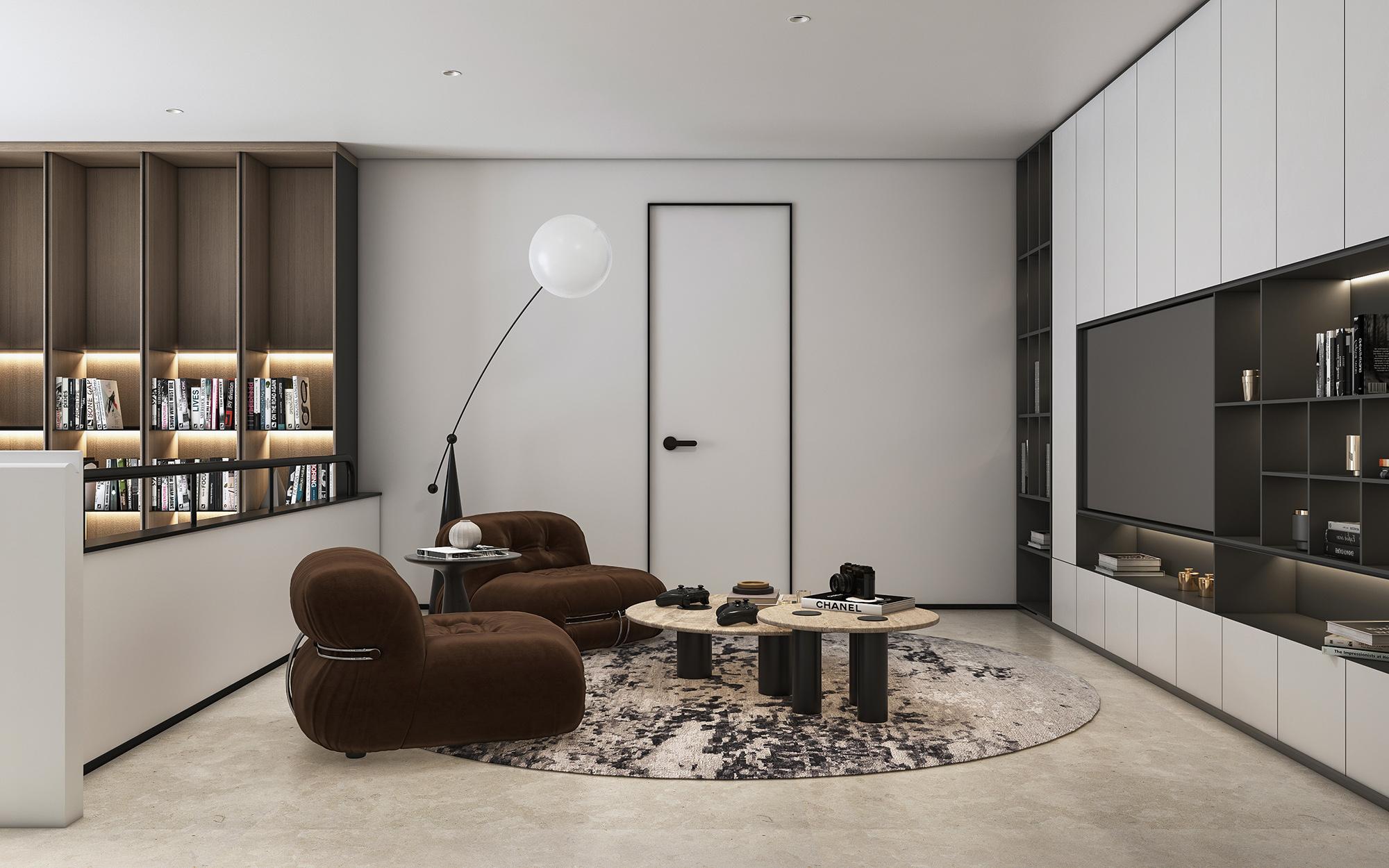 别墅设计/生活在前·设计在后