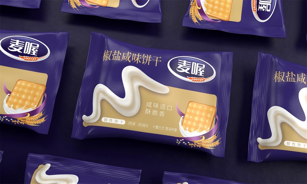 麦喔饼干—徐桂亮品牌设计
