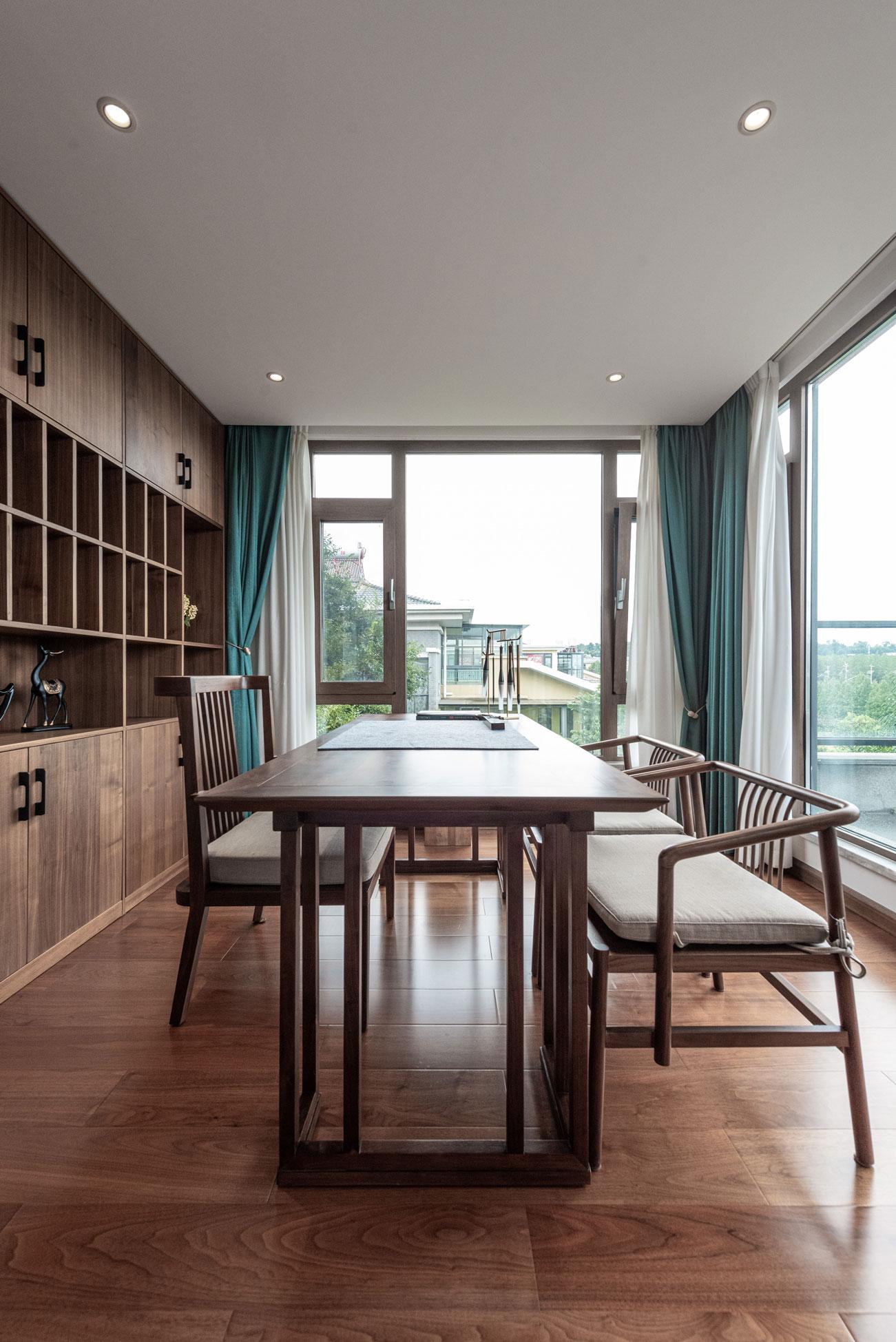 港湾 · 昆明星海湾独栋别墅设计丨长空创作