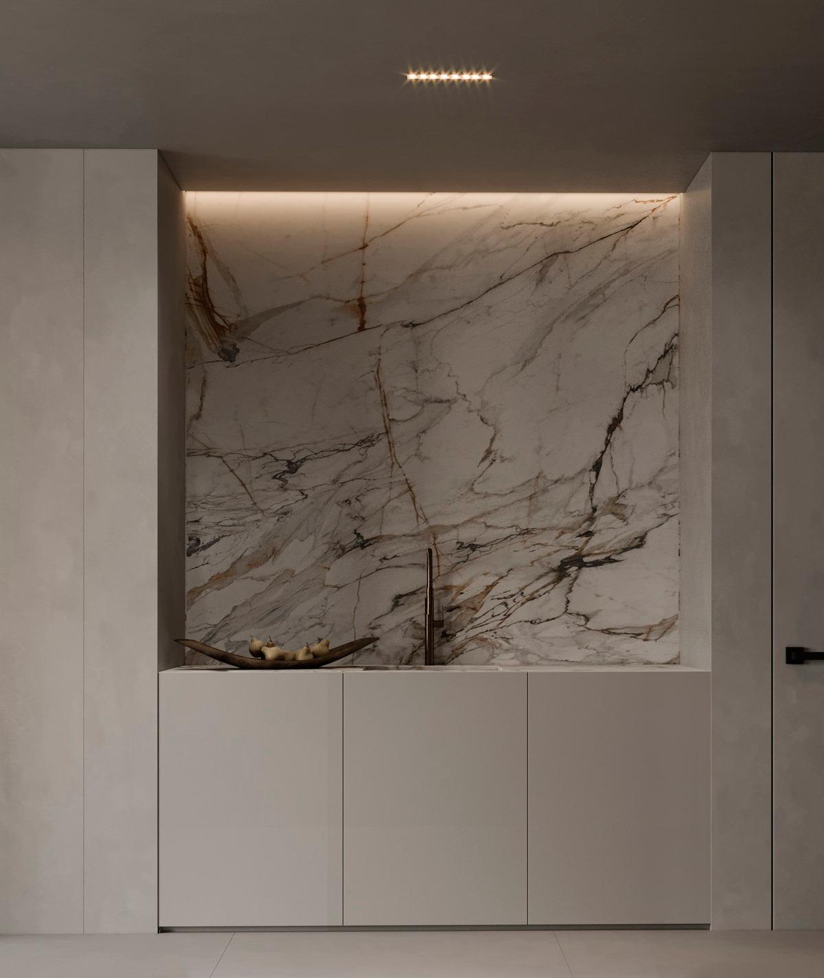 现代风格65²专注于生活而不影响设计|NEEN DESIGN