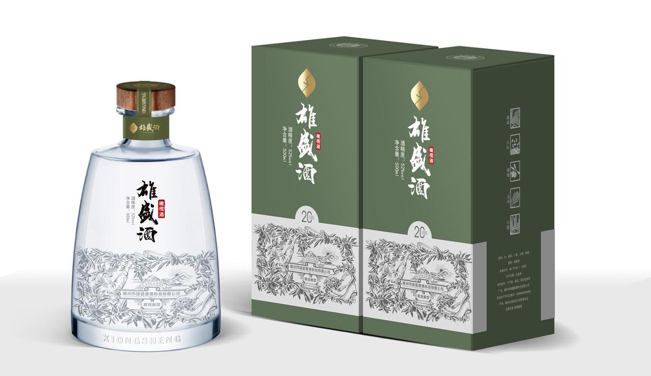 橄榄酒,酱酒,酒瓶设计,白酒设计,酒包装设计