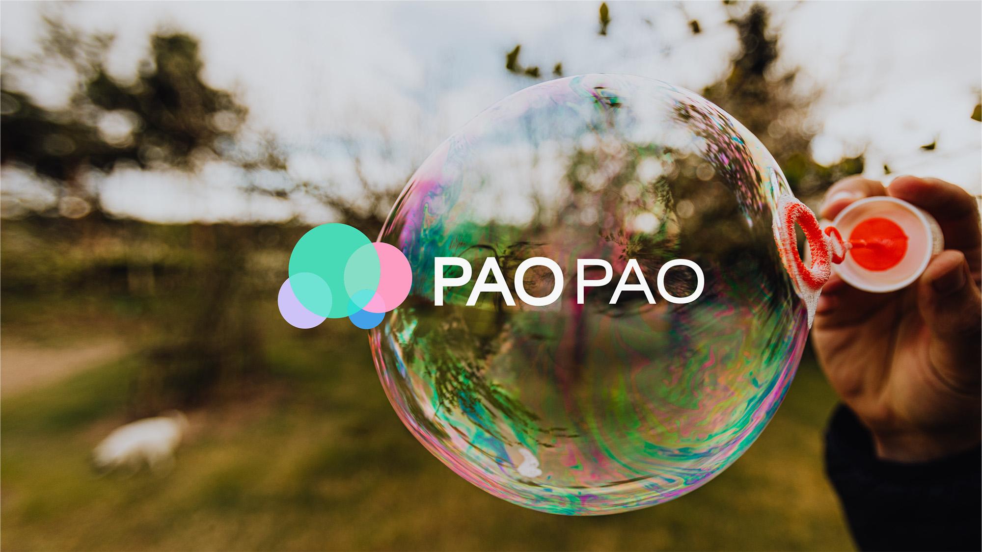 PAOPAO剧本杀 品牌设计