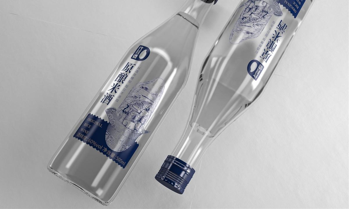 代耳湾米酒—徐桂亮品牌设计