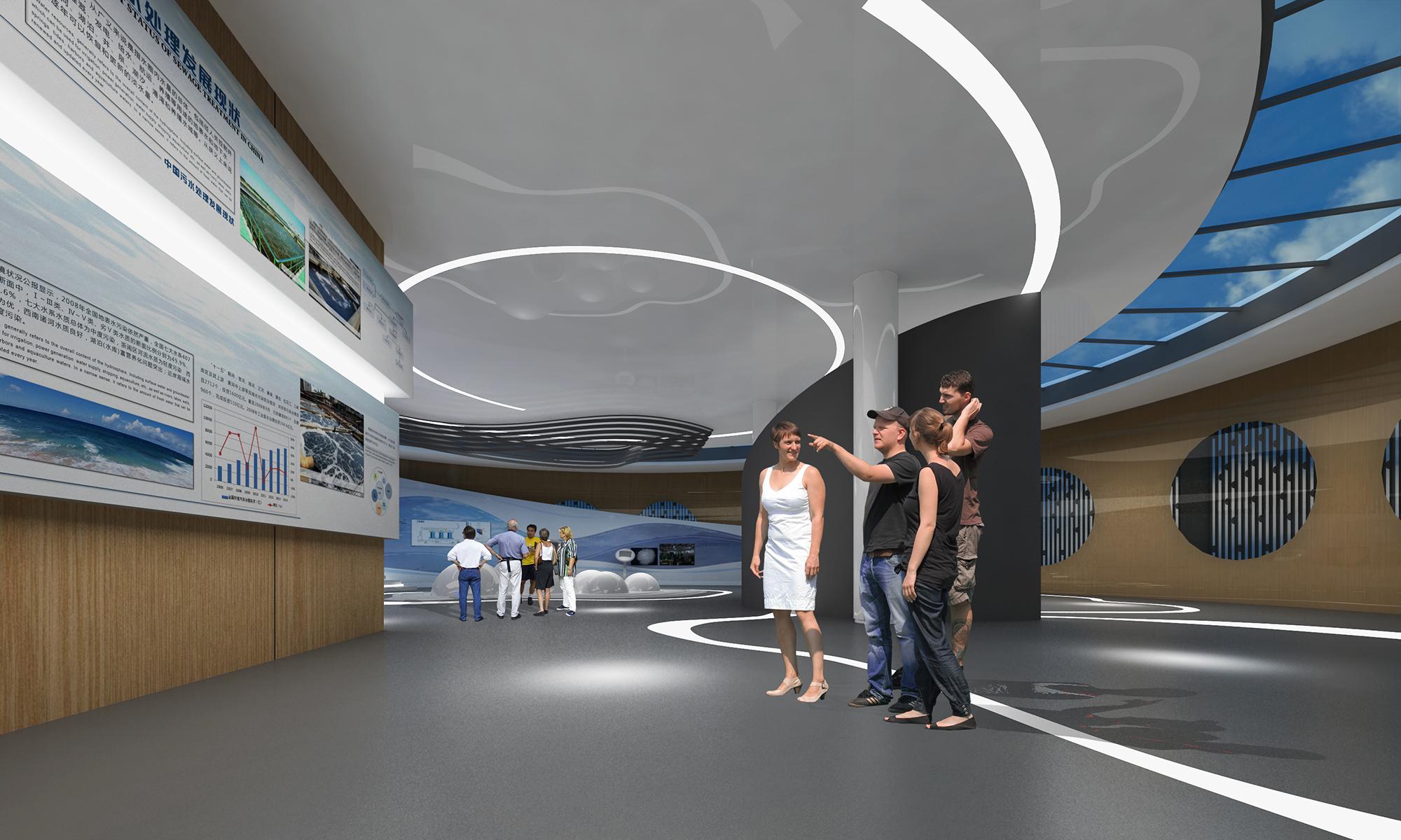 水科普展厅