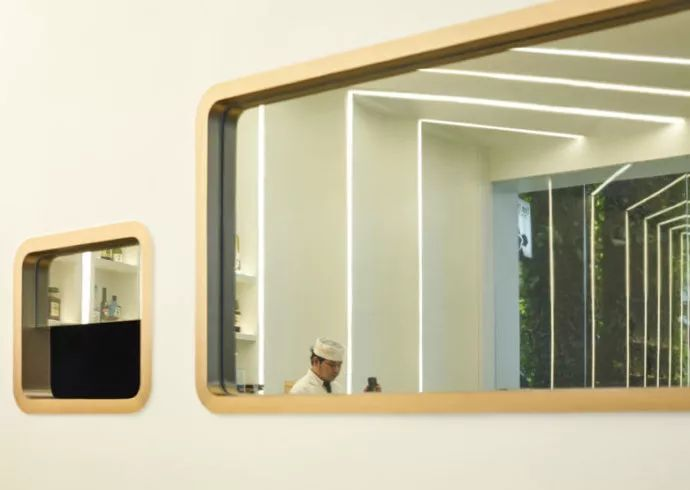YUKANNA日本餐饮空间设计  摩尼视觉分享