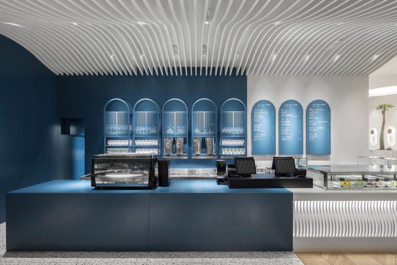 GAGA 商业空间设计   摩尼视觉分享