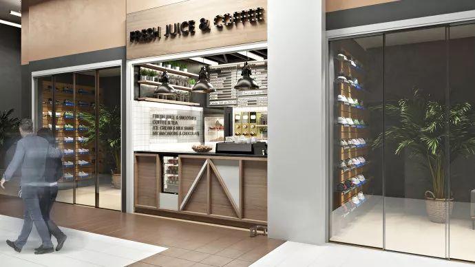 JUICE & COFFEE BAR | 摩尼视觉分享