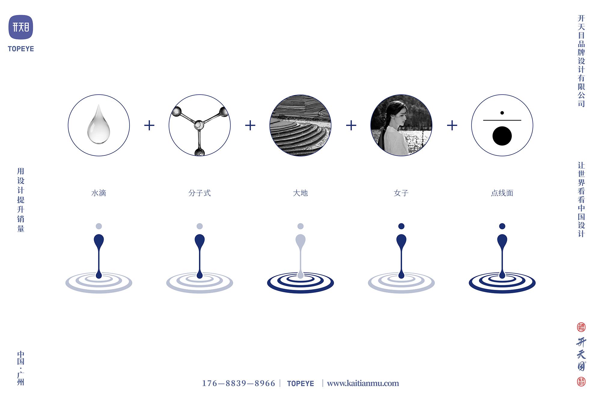 婵水LOGO VI 品牌案例
