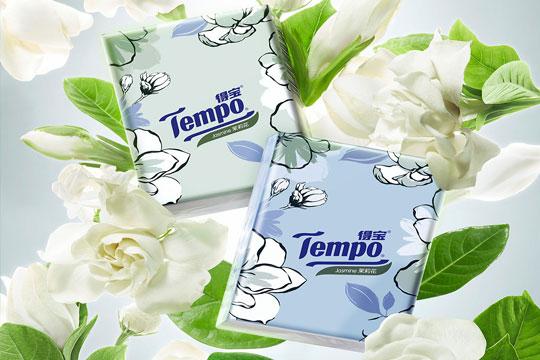tempo茉莉花系列 摄影修图 X 是觉摄影